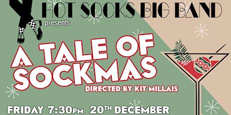 A Tale of Sockmas | Hot Socks Big Band tickets