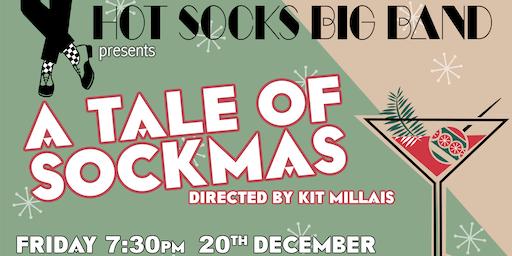 A Tale of Sockmas   Hot Socks Big Band