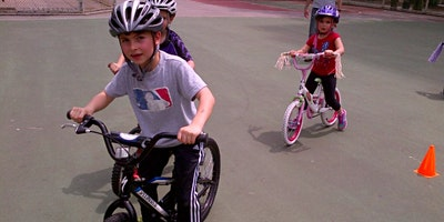 NYC Parks Learn to Ride A Bike Series