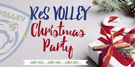 ReS Christmas Party biglietti