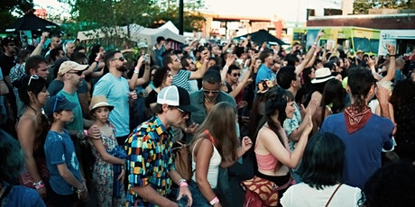 MIXTO Block Party tickets
