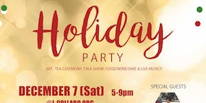 J-Collabo Holiday Party