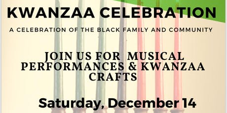 Kwanzaa Celebration tickets