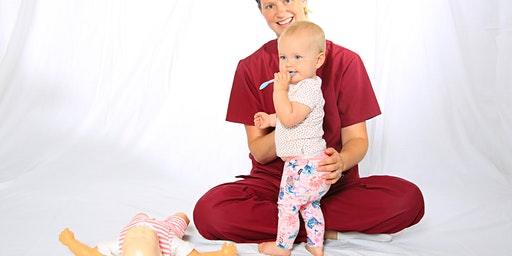 Baby & Child First Aid in Beaconsfield