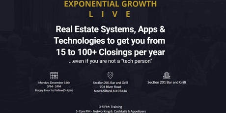 Realtor Systems, Apps & Technologies to get you from 15 to 100+ Closings-16 tickets