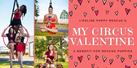 My Circus Valentine: A Benefit for Rescue Puppies! tickets