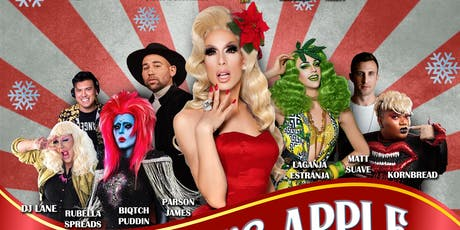 MADAME'S APPLE hosted by Alaska (presented by Chappy x Project Contrast x Dream Line) tickets