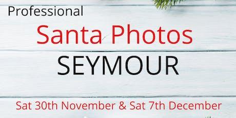 Santa Photos Seymour tickets