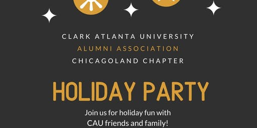 CAUAA Chicagoland Chapter Holiday Party
