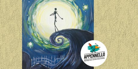 Nightmare Before Christmas: aperitivo Appennello a Cesenatico(FC) biglietti