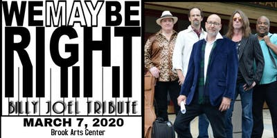 We May Be Right - A Tribute to Billy Joel