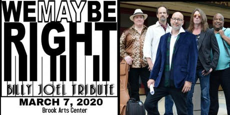 We May Be Right - A Tribute to Billy Joel tickets