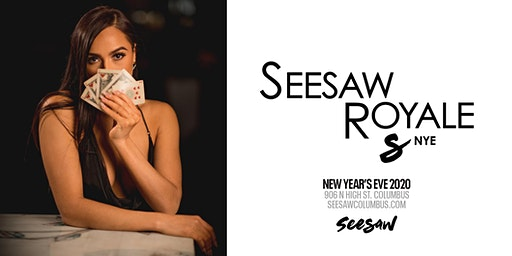 NYE at SeeSaw - Casino Royale + Red Sauce Dinner