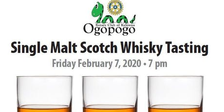 Charity Whisky Tasting 2020 tickets