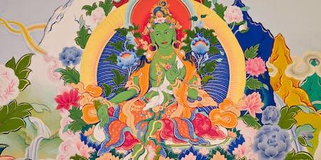 Remembrance: Devotional Meditation of Green Tara tickets