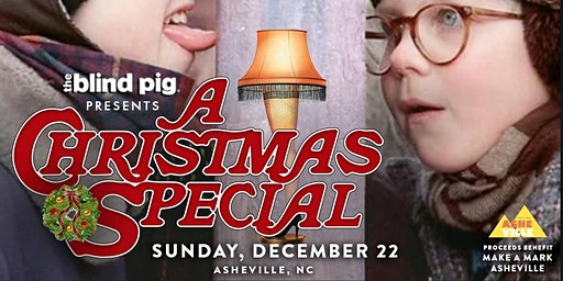 The Blind Pig presents: 'A Christmas Special'