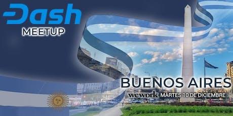 Dash Meetup-Buenos Aires entradas
