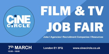 Film & TV Job Fair tickets