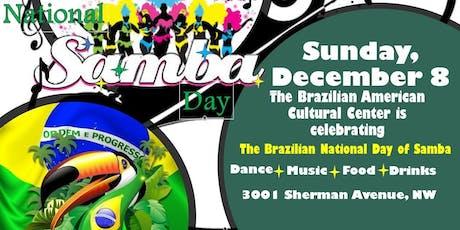 Price Drop! Brazilian National Day of Samba Celebration - Dance Party tickets