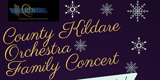 Christmas Concert with County Kildare Orchestra (FREE entry for children)