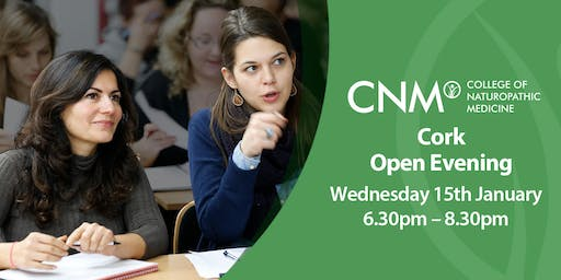 CNM Cork - Free Open Evening