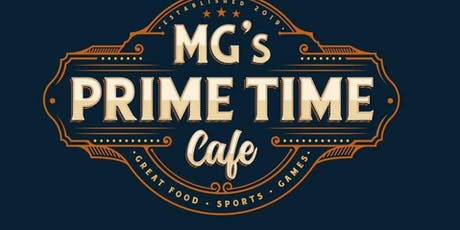 Prime Time Cafe New Years Eve Bash tickets