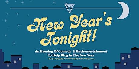 New Year's Tonight! w/ Todd Glass + Friends! tickets