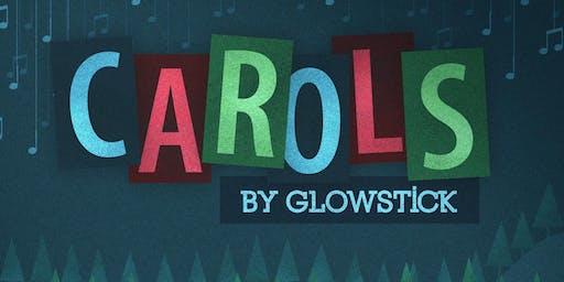 Carols by Glowsticks