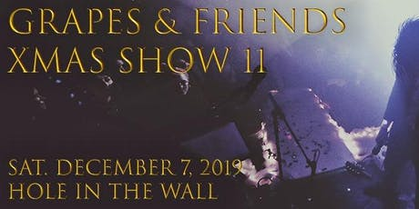 11th Annual Grapes and Friends tickets