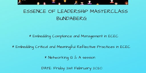 Essence of Leadership Masterclass Bundaberg