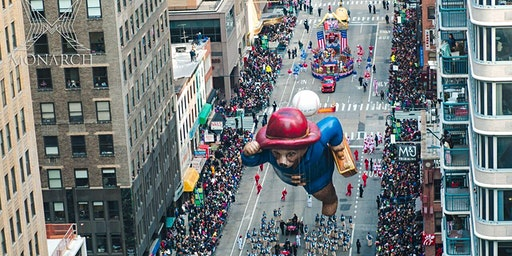 Thanksgiving Macy's Day Parade Viewing 2020 @ Monarch Rooftop & Indoor Lounge