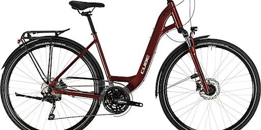 Ladies BACK TO BASICS Bike Ride (FREE) - Session 3