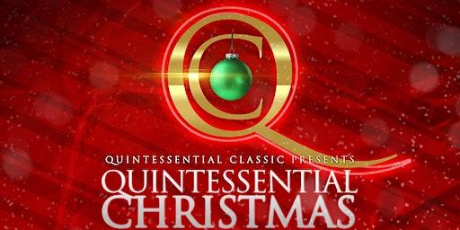 Quintessential Christmas - An EloQUENT Holiday Affair