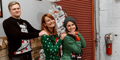 Social Axe Ugly Sweater Party tickets