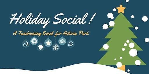 Astoria Park Alliance - 2019 Holiday Fundraiser