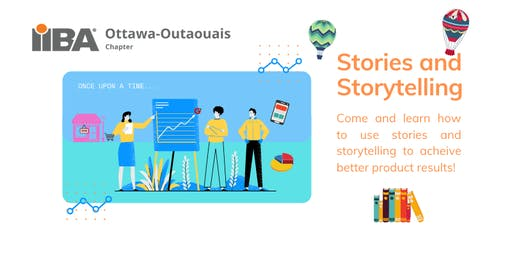 January Meeting | Stories and Storytelling in Business