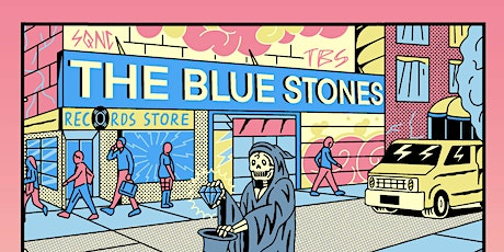 The Blue Stones with JJ Wilde tickets