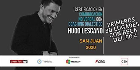 Doble Certificación en Comunicación No Verbal con Coaching Dialéctico entradas