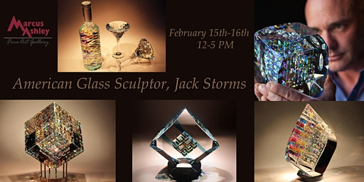 Jack Storms Winter Show February 15th and 16th 12-5 PM