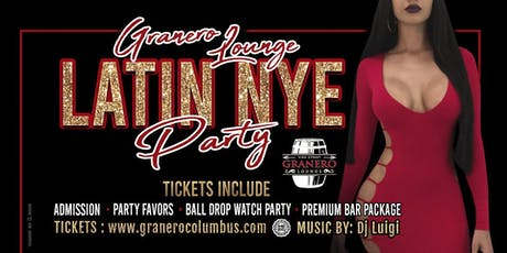 Granero Latin New Year's Eve Party tickets