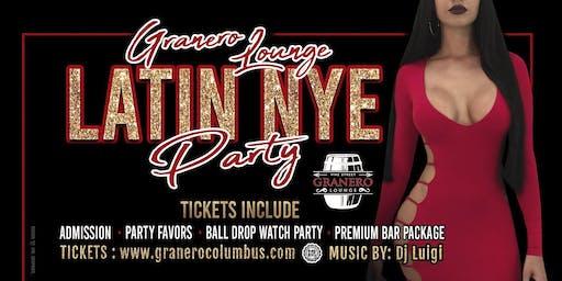 Granero Latin New Year's Eve Party