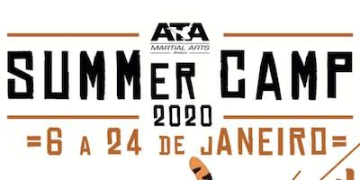Intensivo de Verão e Colônia de Férias - ATA Brasília