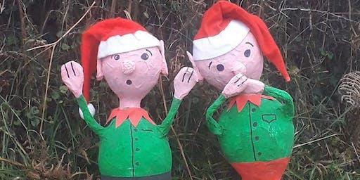 Elfie Winter Wonderland