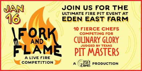Fork & Flame - A Live Fire Competition tickets