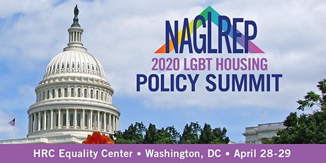 2020 NAGLREP LGBT Housing Policy Summit tickets