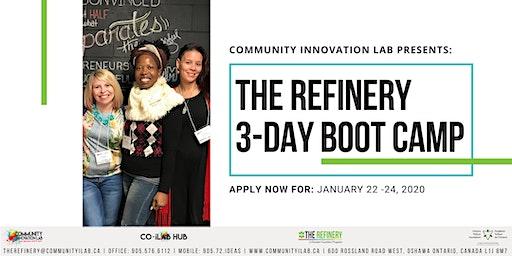 Business Boot Camp for Women Entrepreneurs (FREE Program!)