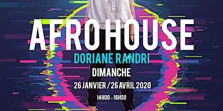 Stage d'afrohouse par Doriane Randri tickets
