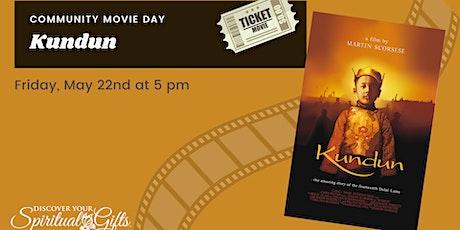 Community Movie Night: Kundun tickets