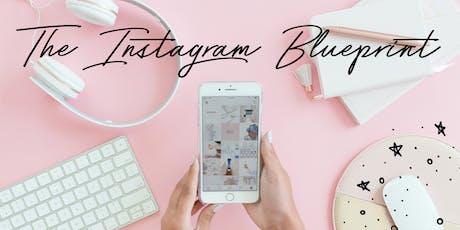 The Instagram Blueprint tickets