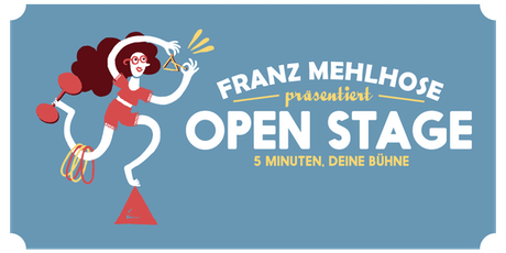 OPEN STAGE Tickets